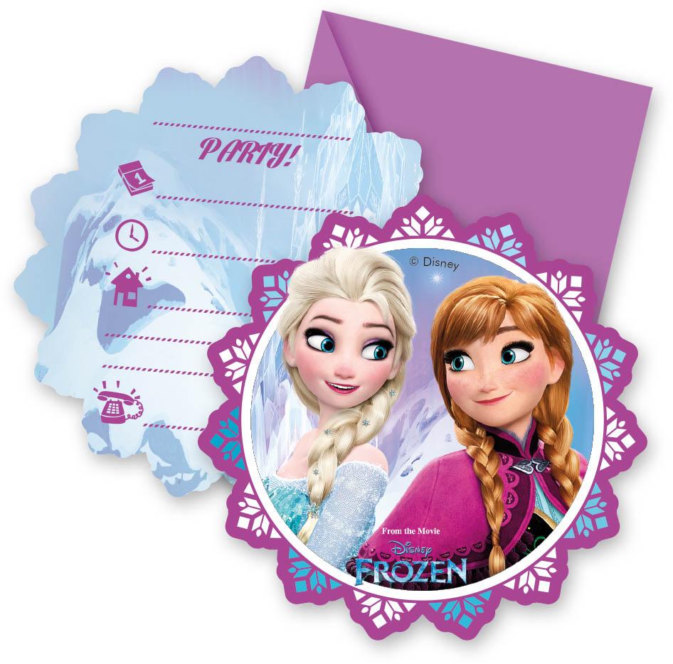 Uitnodiging Frozen Lights /6