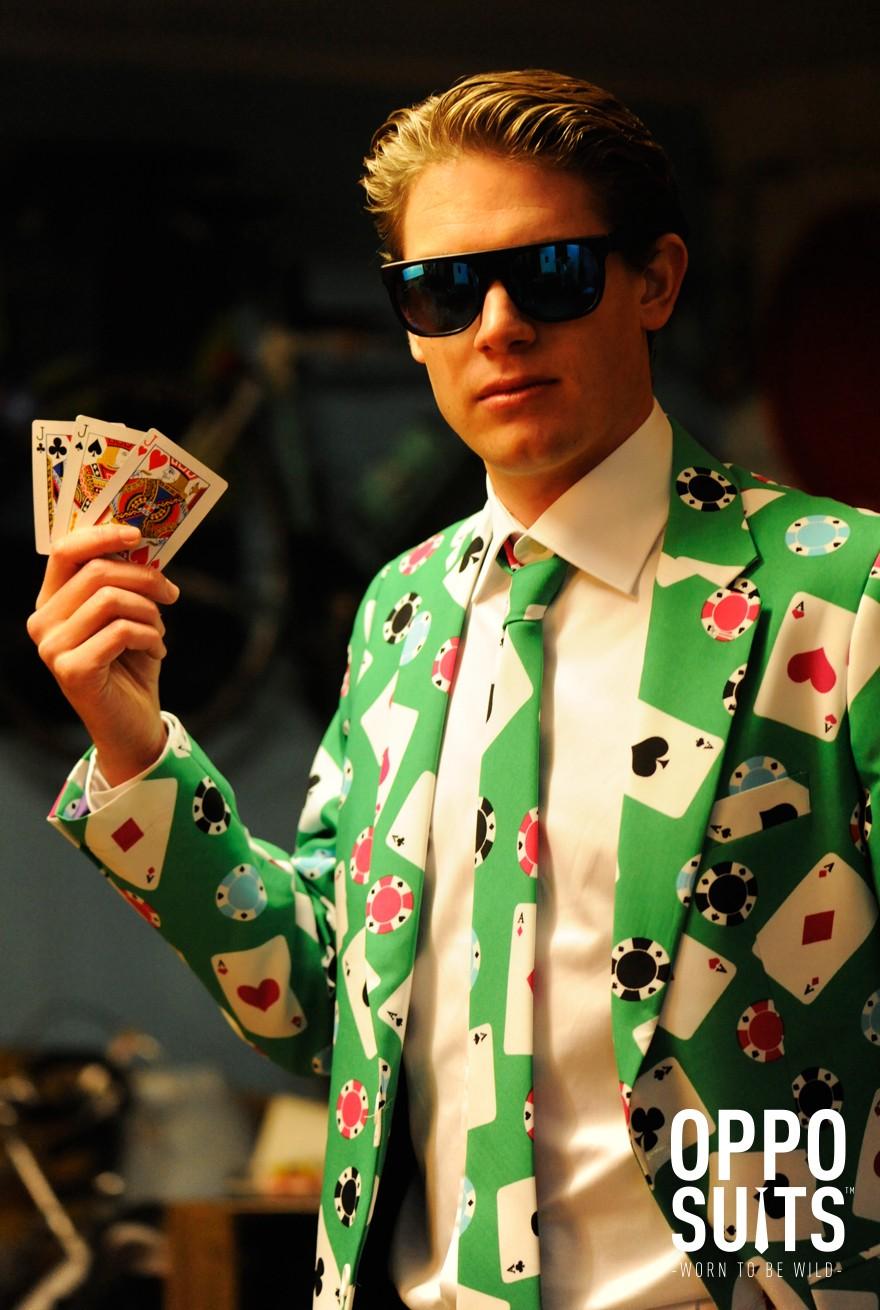 Opposuit Poker Face