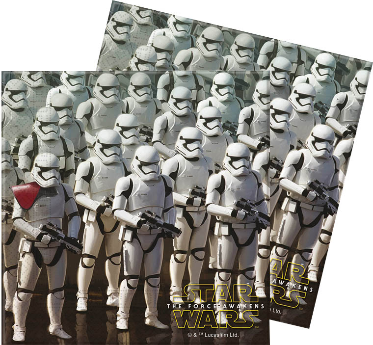 Servetten Star Wars Force