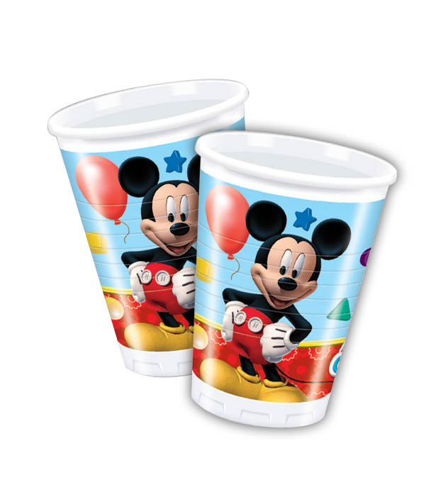 Bekers Mickey Mouse