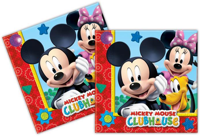 Servetten Mickey Mouse